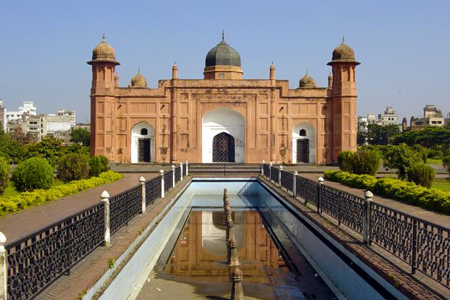 Lal Bager kell or the Lalbagh Fort